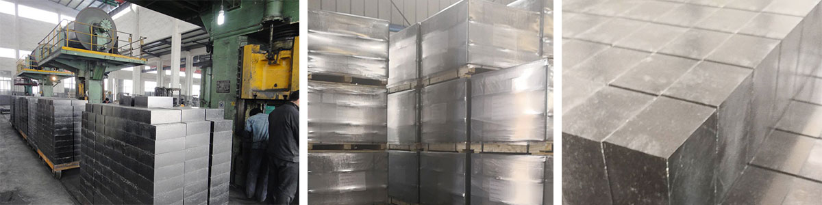 Converter MGO–Carbon Brick